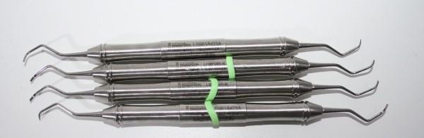 4 x Marlin Solingen Dental-Handinstrumente # 11430
