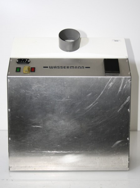Wassermann Standabsaugung / Beistellabsaugung Typ SG-1 / 2 # 8834
