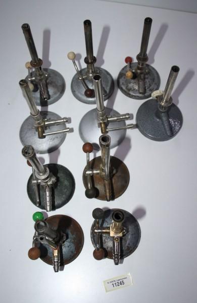 Bunsenbrenner für die Zahntechnik - Propangas # 11245