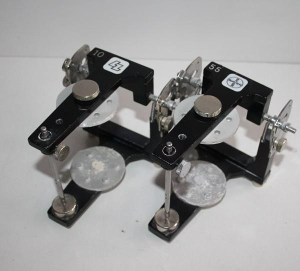 2 x LZ / BAYER / HERAEUS CONTAC Artikulatoren