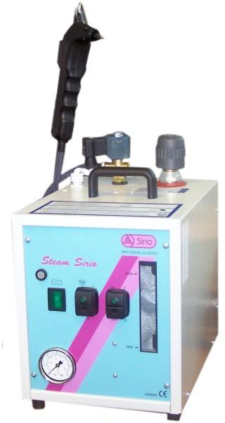 SIRIO Dampfstrahlgerät SR 900 S - neu