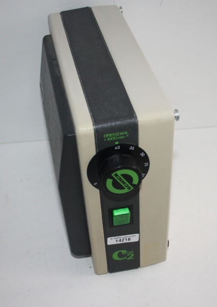 SCHICK Knieanlasser / TechnikmaschineTyp C 2 Profi - 40.000 U/min. # 14216
