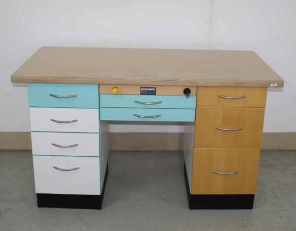 Dental Einzelarbeitsplatz / Labortisch # 7881