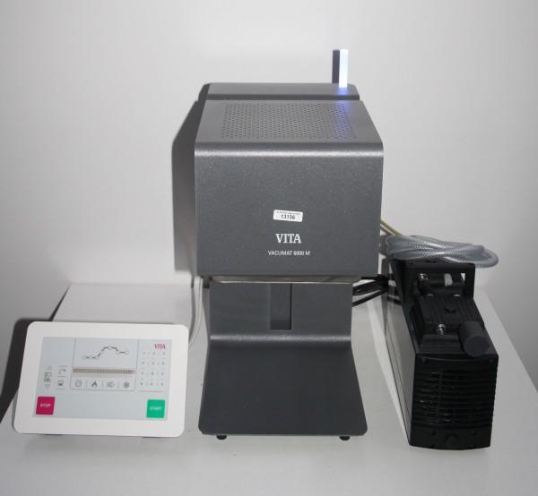 VITA Keramikbrennofen Typ Vacumat 6000 M + Vakuumpumpe # 13156