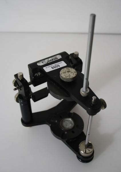 Artikulator Rational 30° mit Magnetplatten / Mittelwertartikulator # 8609