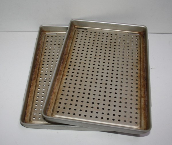 2 x Dental-Trays # 12381