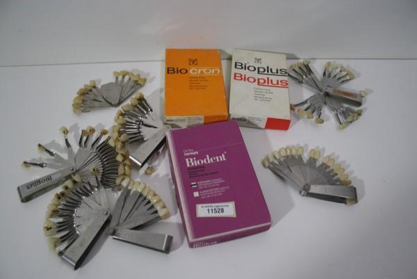 Restposten Biodent/Bioplus Farbscala / Farbschlüssel # 11528
