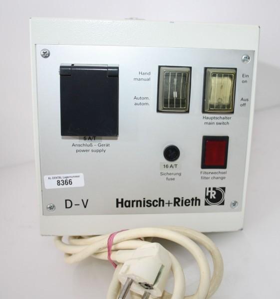 Harnisch & Rieth Absaugung Typ D-V # 8366