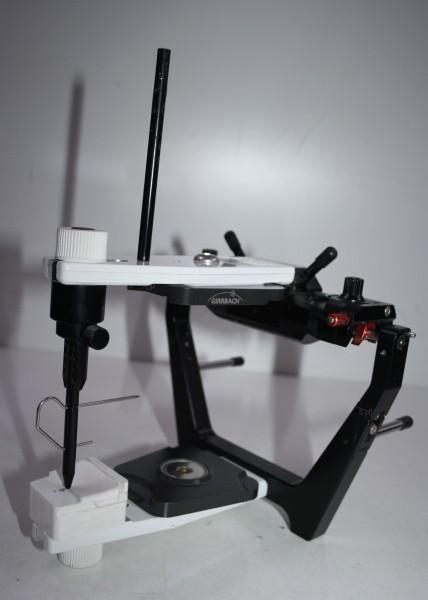 Amann Girrbach Artex Artikulator Typ AR + Splitex-Magnetplatten # 7904