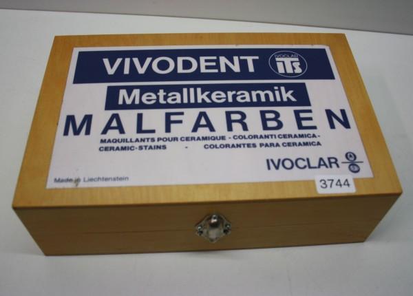 VIVODENT ITS Metallkeramik Malfarben # 3744