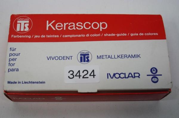 IVOCLAR Kerascop Farbenring # 3424