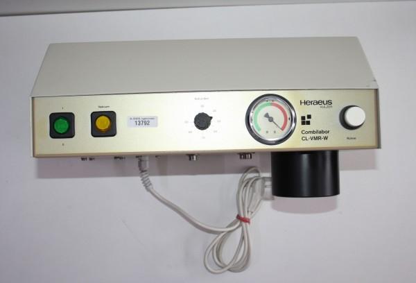 HERAEUS Vakuumanmischgerät Typ Combilabor CL-VMR-W - Wandgerät # 13792