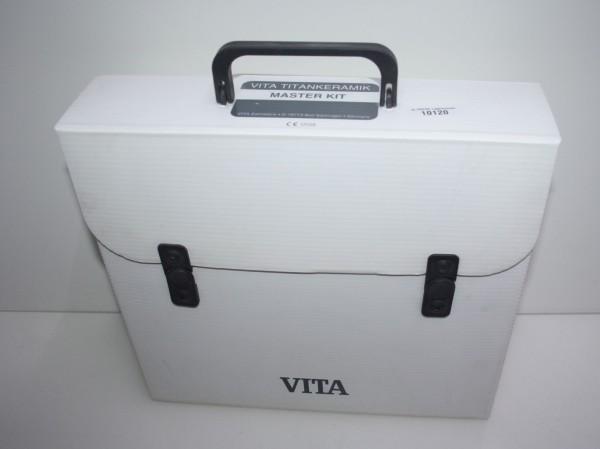 VITA Titankeramik Masterkit Keramikmassen / Dentalkeramik - neu # 10120