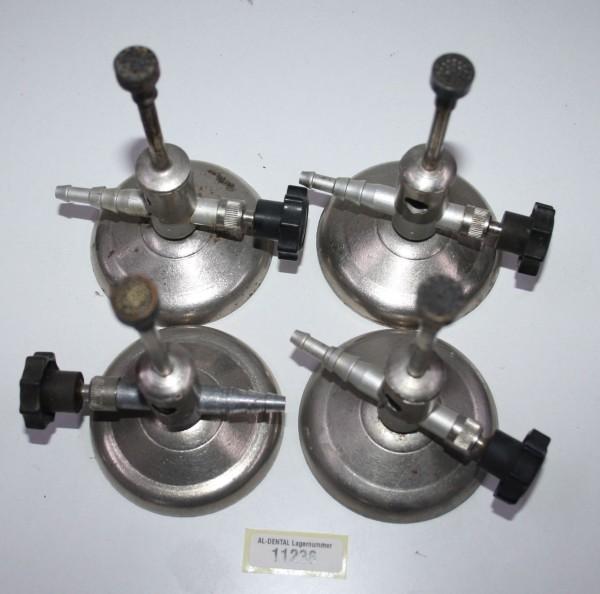 Bunsenbrenner für die Zahntechnik - Erdgas # 11236