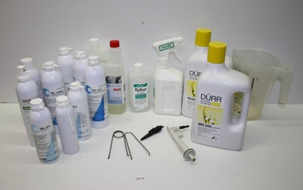 Restposten Verbrauchsmaterialien # 3574