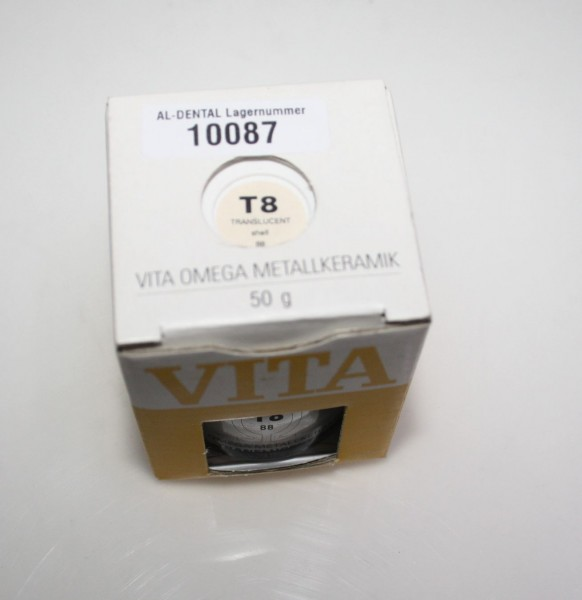 VITA OMEGA Metallkeramik T 8 # 10087