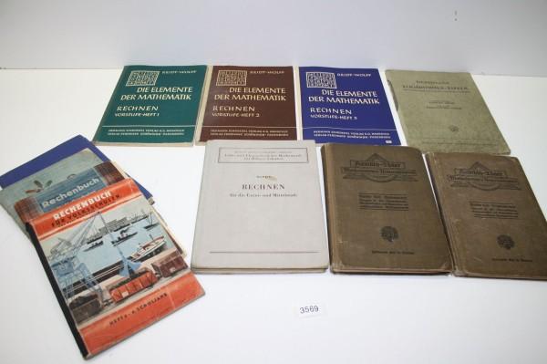 Antike Bücher - Mathematik # 3569
