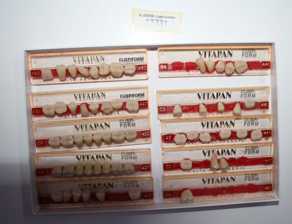 Zahngarnituren / Reparaturzähne namhafter Hersteller # 12731