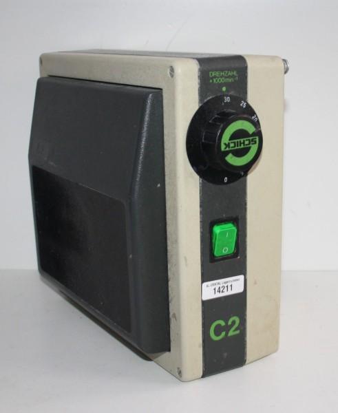 SCHICK C 2 Knieanlasser / Technikmaschine # 14211