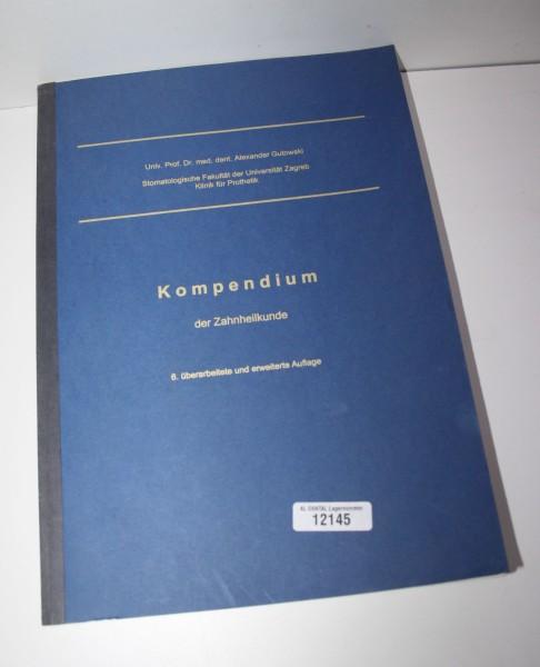 Fachliteratur Kompendium der Zahnheilkunde # 12145