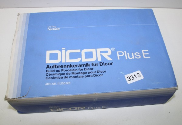 DICOR Plus E Aufbrennkeramik # 3313