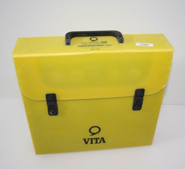 VITA OMEGA 900 Metallkeramik Keramikmassen Professional Kit # 10466