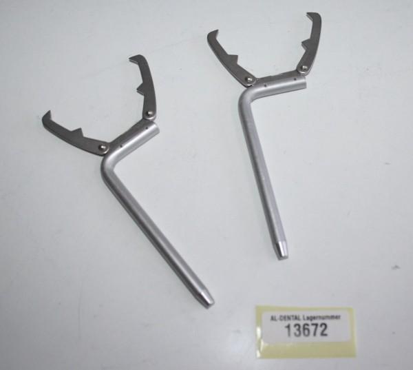 Dental Bißgabel - 1 Paar # 13672