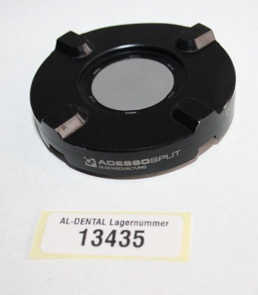 AdessoSplit /Baumann /Mälzer Dental Distanzplatte 10 mm # 13435