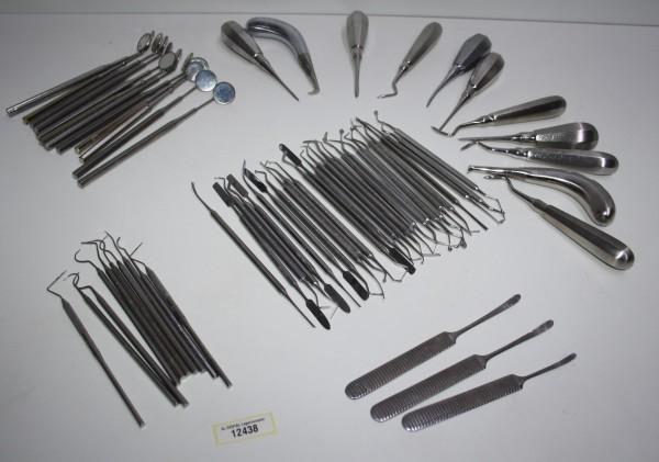 Diverse Zahnarzt Instrumente #12438