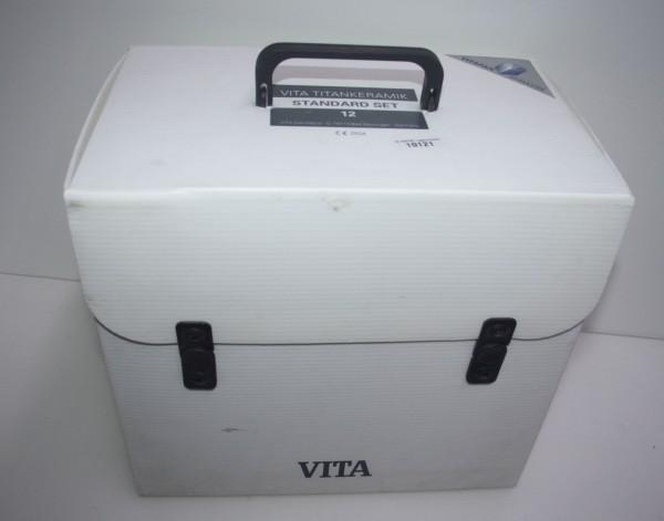 VITA VITAPAN 3 D Master Titankeramik OVP # 10121