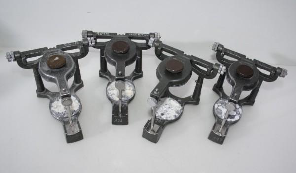 4 x SHOFU Handy Artikulatoren
