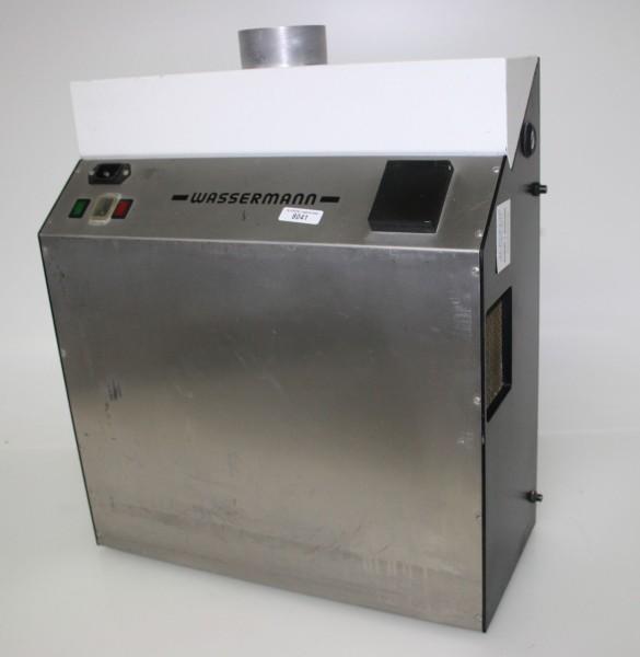Wassermann Standabsaugung / Beistellabsaugung Typ SG-1/ 2 D # 8041