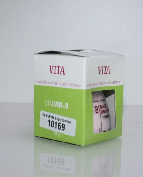 VITA VM 9 Keramikmassen / Dentalkeramik Base Dentine D 3 # 10169