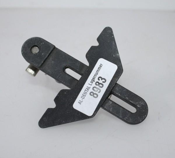 Rational-Artikulator-Zubehör Einrichtschlüssel # 8983