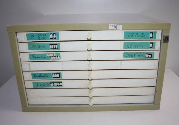 VITA Zahnschrank - 8 Schubladen # 12701