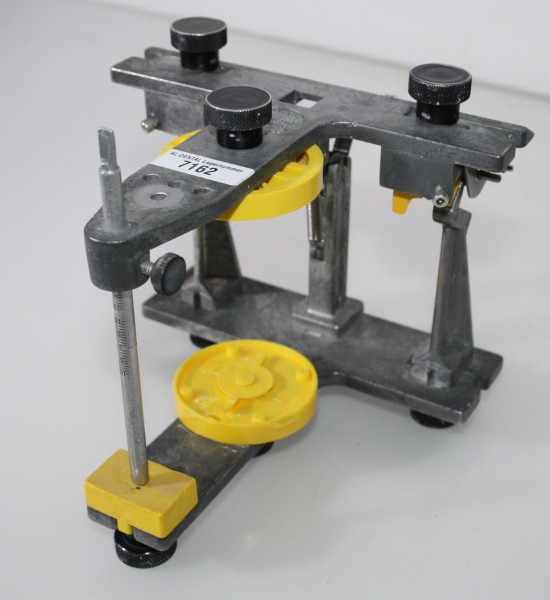 Artikulator MINI TMJ + Kunststoffplatten # 7162