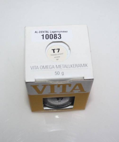 VITA OMEGA Metallkeramik T 7 # 10083