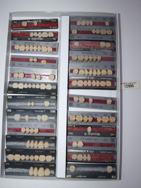 Zahngarnituren / Reparaturzähne namhafter Hersteller # 12995