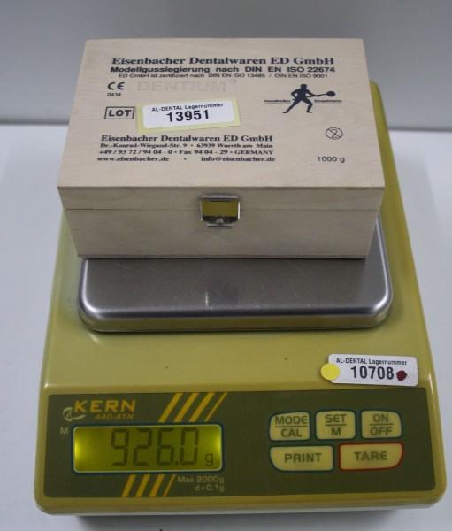 EISENBACHER Modellgußlegierung nach DIN EN ISO 22674 # 13951