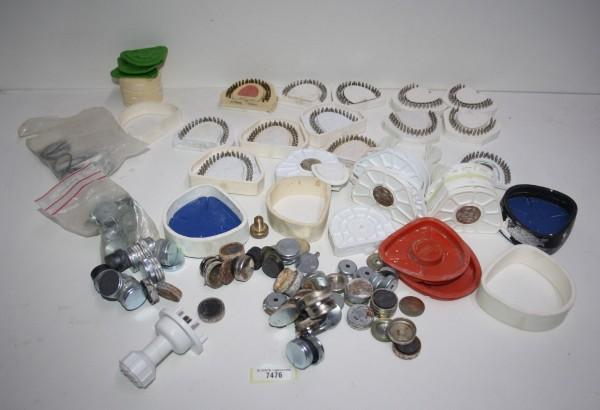 Diverse Modelsysteme, Magnete, Magnettöpfe etc. # 7476