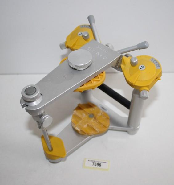SAM 2 P Artikulator - ohne Gravur # 7696