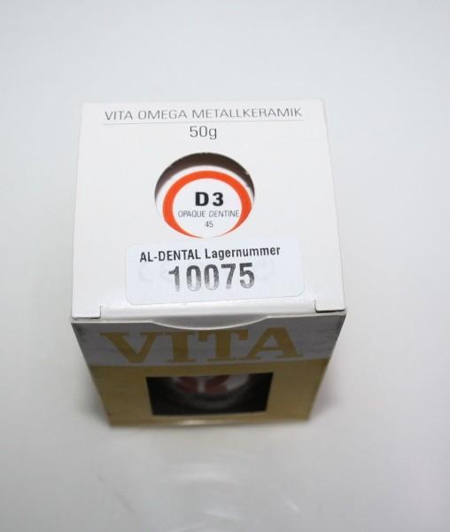 VITA OMEGA Metallkeramik D 3 # 10075