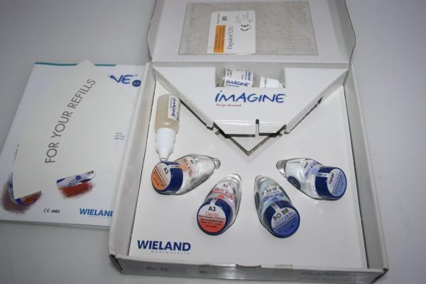 WIELAND imagine A 3-Set Design-Keramik / Dentalkeramik # 10221
