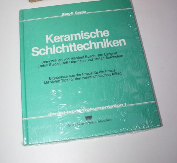 Fachliteratur Keramische Schichttechniken # 12144