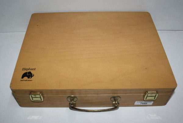 ELEPHANT Box / Sortierbox / Goldbox # 7450