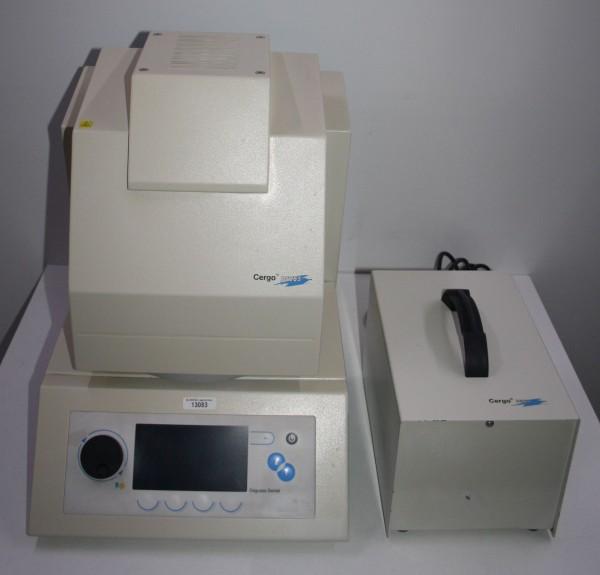DEGUSSA Keramikpressofen Cergo press + Vakuumpumpe # 13083