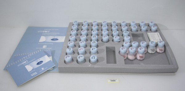 VITA VM 7 Veneering-Material für vollkeramische Gerüstmaterialien # 10505