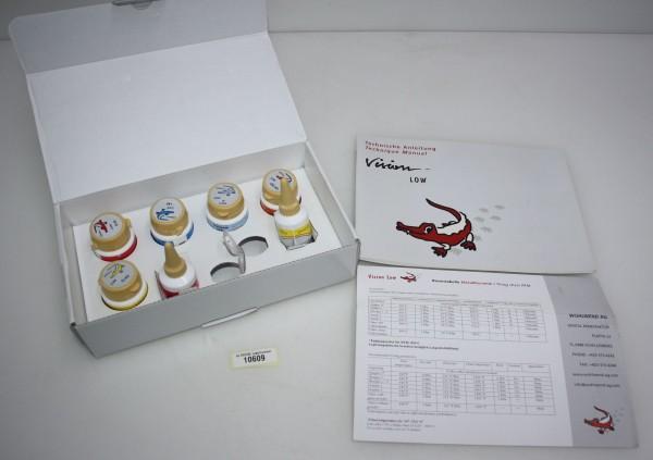 WOHLWEND Vision Testset - Dentalkeramik # 10609