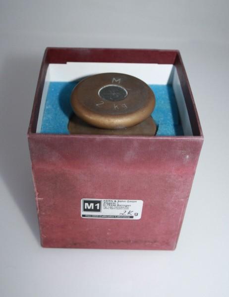 Kern & Sohn GmbH Eichgewicht 2 kg # 1859