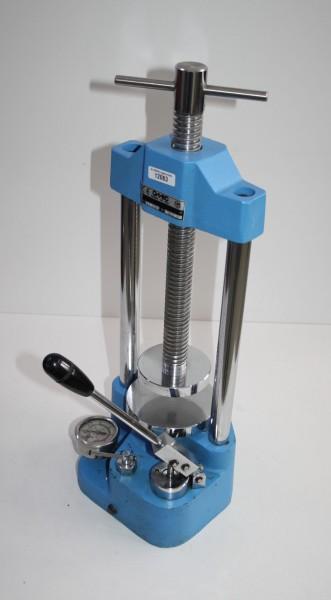 OMEC Hydraulikpresse Typ PI 88/3 # 12063
